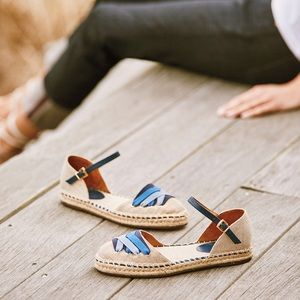 Cute pair of Espadrilles from Anthropologie!
